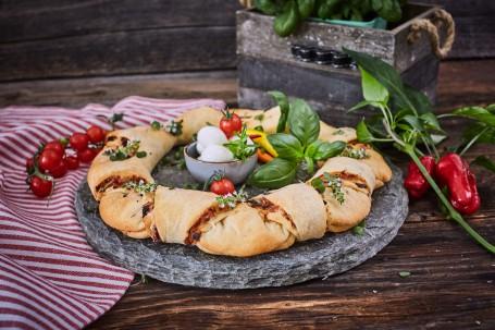 Pizzakranz -  (Foto: VrK/Franz Gleiß - Nicht zur freien Verwendung)