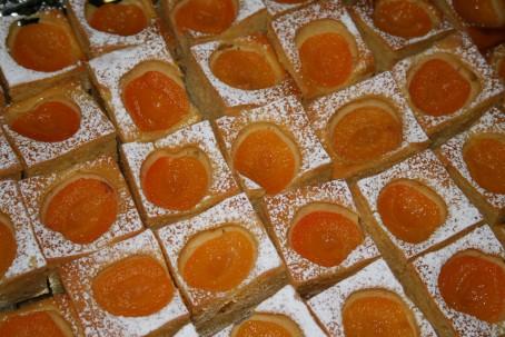 Marillenkuchen  klassisch -  (Foto: Friederike Schmitl - Nicht zur freien Verwendung)