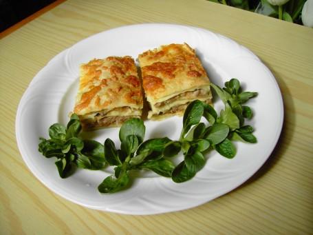 Palatschinken-Fleischtorte -  (Foto: Maria Thek - Nicht zur freien Verwendung)