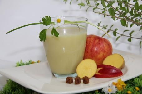 Apfel-Erdäpfelsuppe - Apfel-Erdäpfelsuppe (Foto: Heidegger/LK Niederösterreich - Nicht zur freien Verwendung)