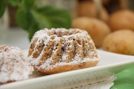 Erdäpfelkuchen mit Schokolade -  (Foto: Elisabeth Heidegger - Nicht zur freien Verwendung)