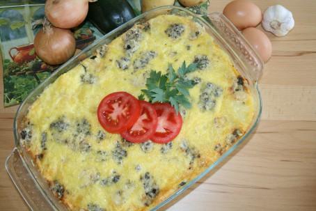 Erdäpfel-Käseauflauf -  (Foto: Friederike Schmitl - Nicht zur freien Verwendung)