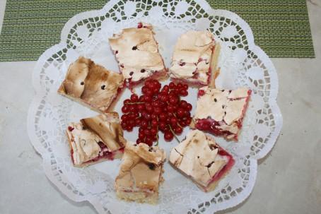 Ribiselkuchen -  (Foto: Friederike Schmitl - Nicht zur freien Verwendung)