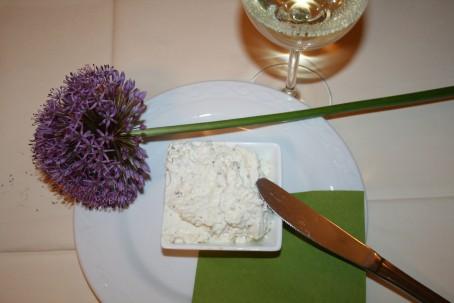 Schafkäseaufstrich -  (Foto: Friederike Schmitl - Nicht zur freien Verwendung)