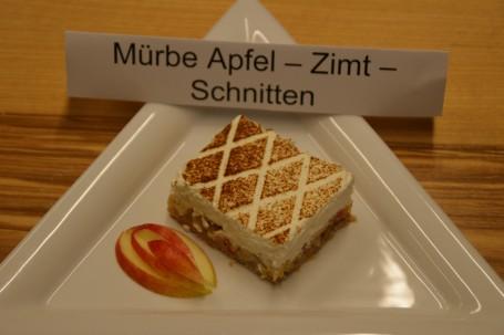 Mürbe Apfel-Zimt-Schnitten -  (Foto: LKOOE/Evelyn Puchner - Nicht zur freien Verwendung)