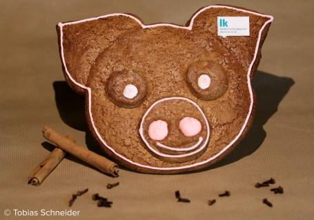 Figurenlebkuchen -  (Foto: LKOOE/Tobias Schneider - Nicht zur freien Verwendung)