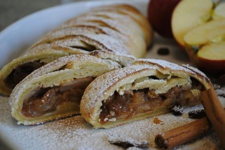 Mürber Apfelstrudel -  (Foto: LKOOE/Evelyn Puchner - Nicht zur freien Verwendung)