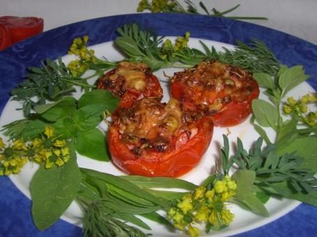 gegrillte Tomaten -  (Foto: Eva Maria Lipp - Nicht zur freien Verwendung)