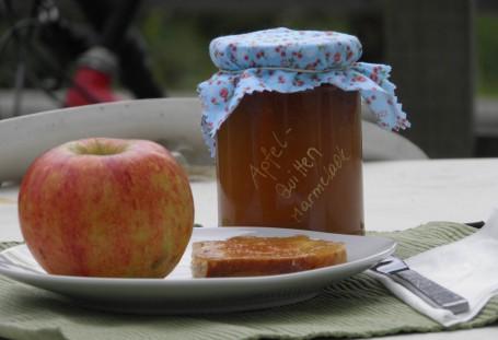 Apfel- Quittenmarmelade -  (Foto: Laschober-Luif - Nicht zur freien Verwendung)